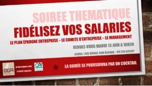 ATELIER : Fidéliser vos salariés !