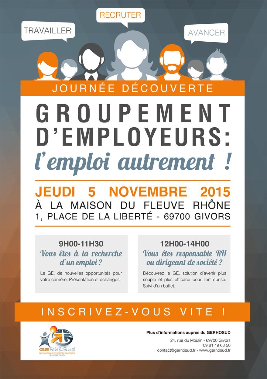 Journées Découvertes : Les Groupements d'Employeurs à la rencontre du territoire !